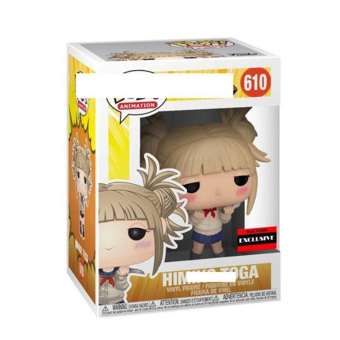 FIGURINE DE JEU - Figurine Funko Pop! - My Hero Academia:Himiko Toga - cadeau jouet YT™