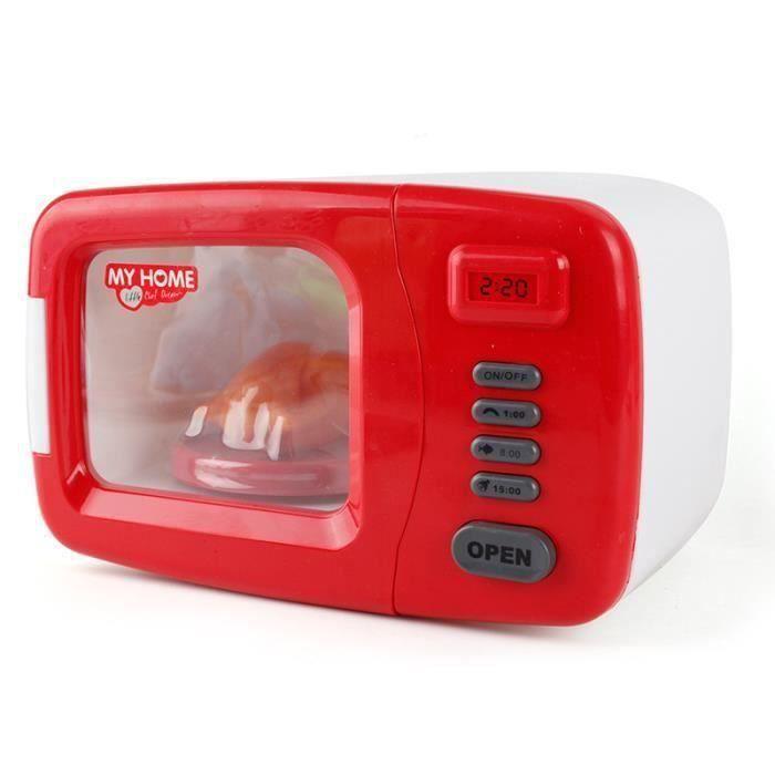 Jouet Appareils ménagers Jouet éducatifs pour enfants Four à micro-ondes A470