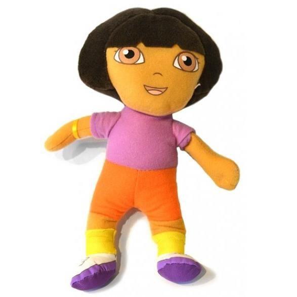 Peluche 24 cm Dora l'exploratrice
