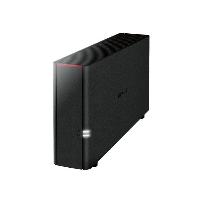 Buffalo Linkstation 210 Serveur Nas 2 To Sata 3Gb s Hdd 2 To x 1 Gigabit Ethernet