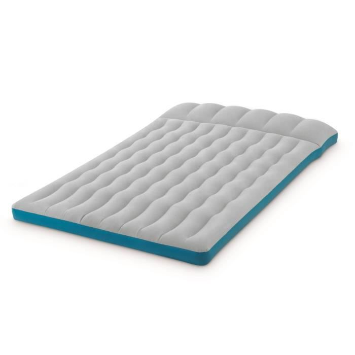 Lit gonflable Airbed - Spécial camping - 2 Places