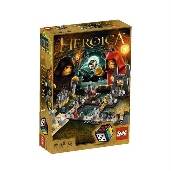 LEGO Games Heroica Nathuz - Les Grottes Maudites