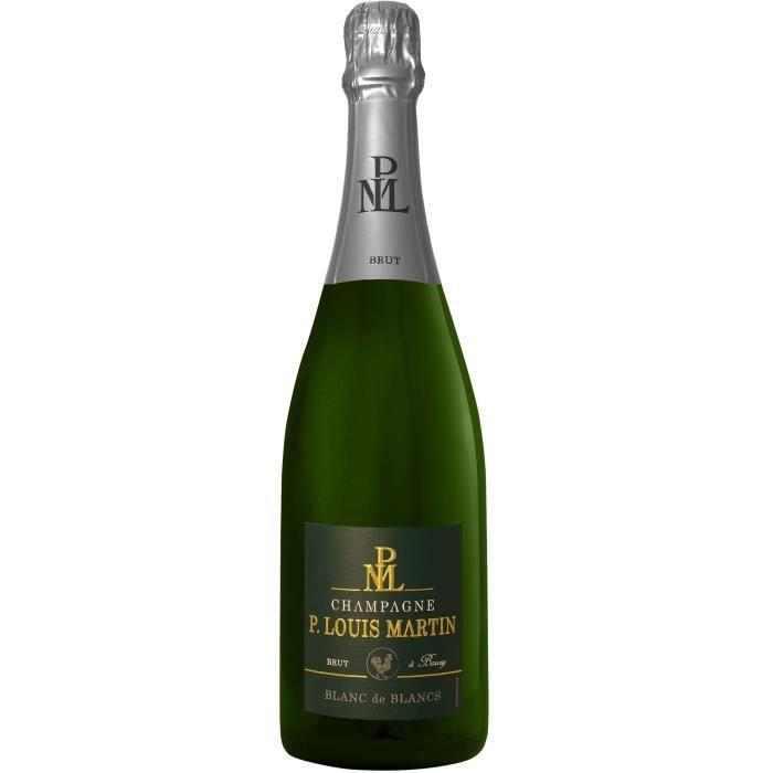 Champagne Paul Louis Martin Blanc de blancs Brut - 75 cl