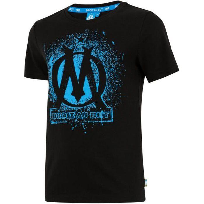 T-shirt OM - Collection officielle OLYMPIQUE DE MARSEILLE