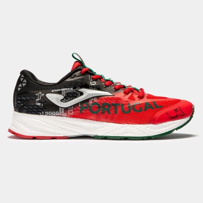 Chaussures de running femme Joma Storm Viper R PORTUGAL - rouge/noir - 39