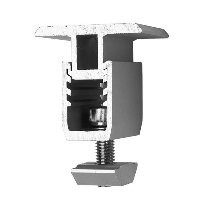 4x Support de pieces fixation soutien pour panneau solaire Type D