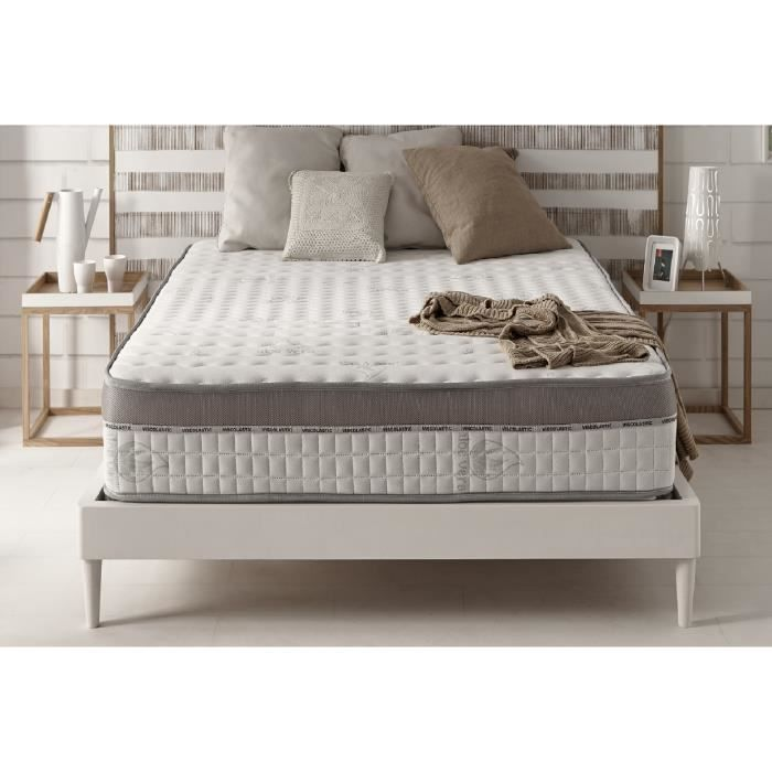 matelas 140x200 ressorts ensaches achat vente matelas 140x200 ressorts ensaches pas cher. Black Bedroom Furniture Sets. Home Design Ideas