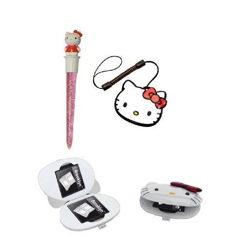 HOUSSE DE TRANSPORT DS LITE-DSI HELLO KITTY GLAM SET XXL STYLSU + C…
