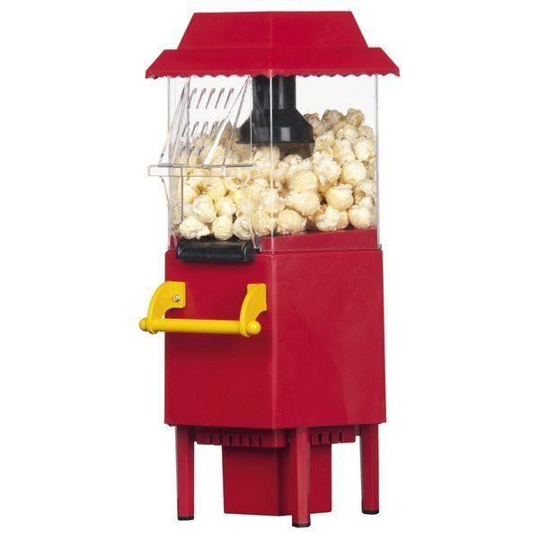 MACHINE À POP-CORN ÉLEC Machine à Pop-Corn Vintage
