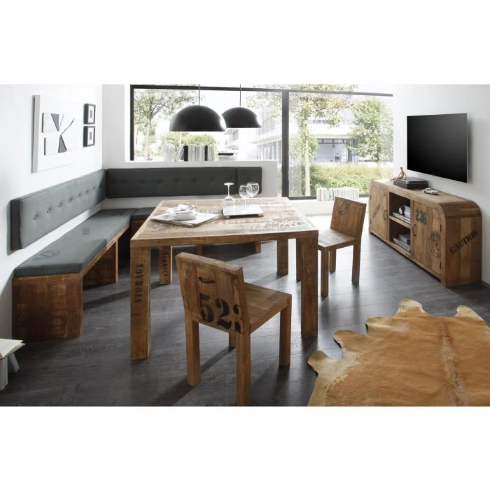 table et banc salle a manger maison design. Black Bedroom Furniture Sets. Home Design Ideas