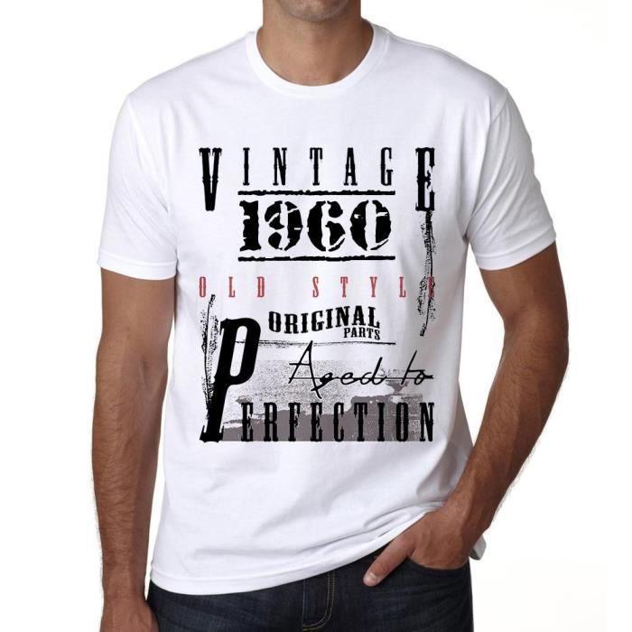 Fabriqué en 1941 Anniversaire T-Shirt toutes les pièces originales idée cadeau d/'anniversaire choisir taille