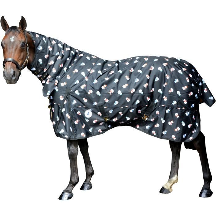 Derby House Pro Snowman Medium Combo Turnout Rug