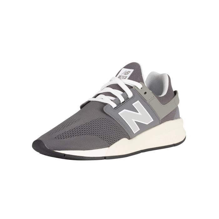 new balance 247 grise homme