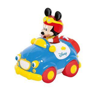 TABLE JOUET D'ACTIVITÉ CLEMENTONI La voiture radiocommandée Mickey