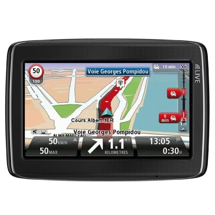 gps tomtom go live 820 europe achat vente gps tomtom go live 820 europe cdiscount. Black Bedroom Furniture Sets. Home Design Ideas