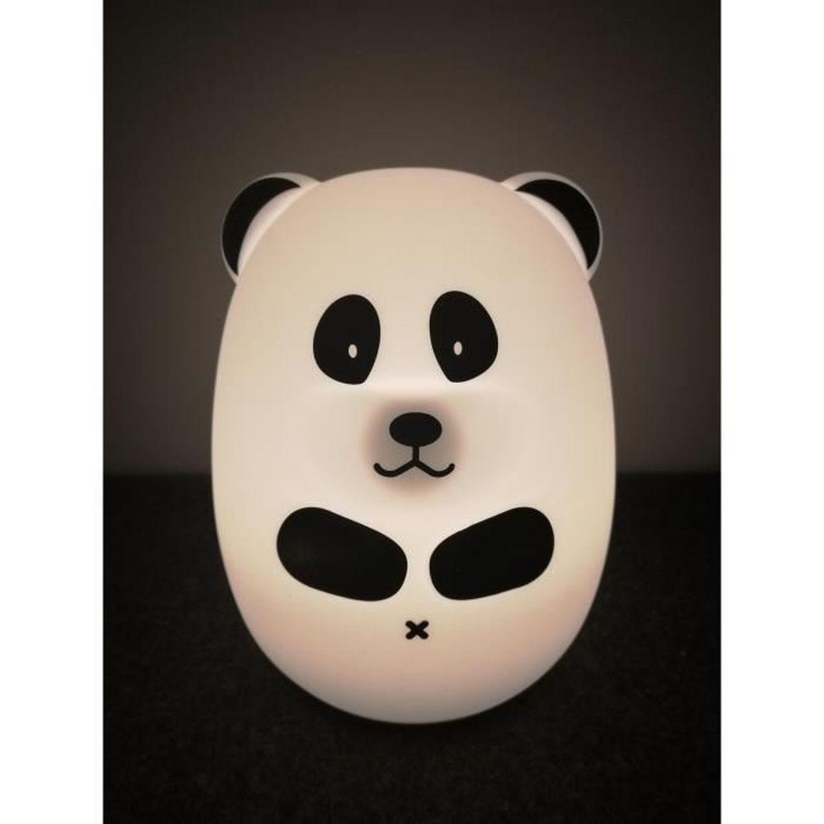 ENCEINTE NOMADE Ledwood - Enceinte - Veilleuse Lumineuse Bluetooth