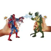 FIGURINE Spider Man Pack 2 Figurine Lance Eau