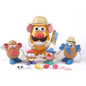 FIGURINE - PERSONNAGE Monsieur Patate - Safari – La Patate du film Toy S