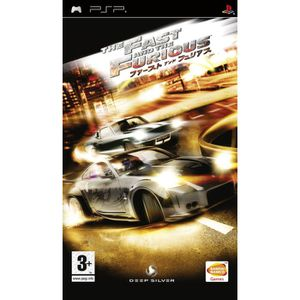 fast and furious tokyo drift jeu console psp achat vente jeu psp fast and furious tokyo. Black Bedroom Furniture Sets. Home Design Ideas