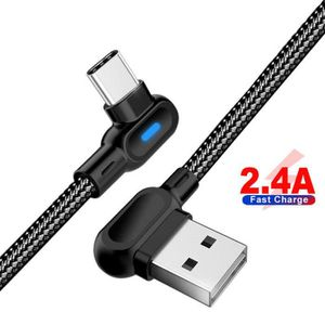 CÂBLE TÉLÉPHONE 5A USB Type-C Cable Charger For Huawei Mate 20 20X