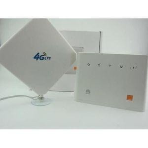 MODEM - ROUTEUR Débloqué Arrivée B310 B310s-22 Avec Antenne 150 Mb