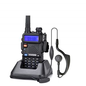 TALKIE-WALKIE Baofeng UV-5R Talkie-walkie FM radio VHF/UHF (Noir