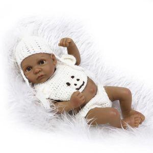 POUPÉE 28 cm Mini Reborn bébé poupée enfant jouets de dou