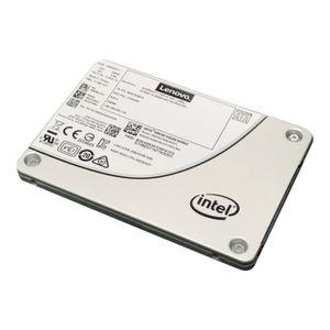 DISQUE DUR SSD Intel S4500 Entry Disque SSD chiffré 480 Go échang