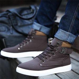 BASKET Chaussures occasionnelles de toile baskets confort