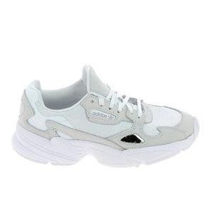 BASKET Basket -mode - Sneakers ADIDAS Falcon Blanc