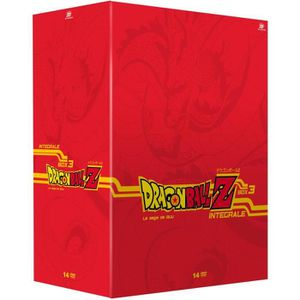 DVD DESSIN ANIMÉ Coffret dragon ball Z - Volume 3 - En DVD