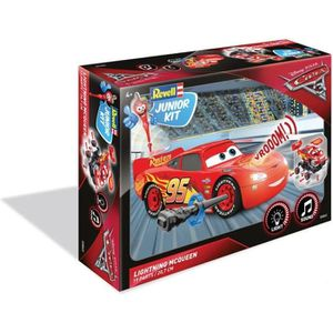 VOITURE À CONSTRUIRE REVELL CARS Maquette Lighting McQueen