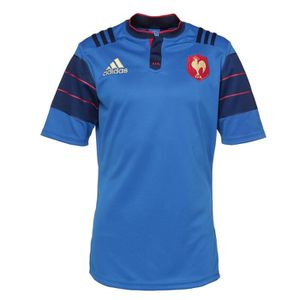 MAILLOT DE RUGBY ADIDAS Maillot de Rugby FFR Homme