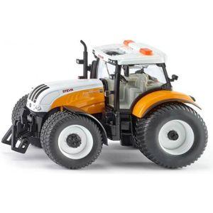 VOITURE - CAMION Modèle réduit en métal : Tracteur Steyr 6240 CVT C