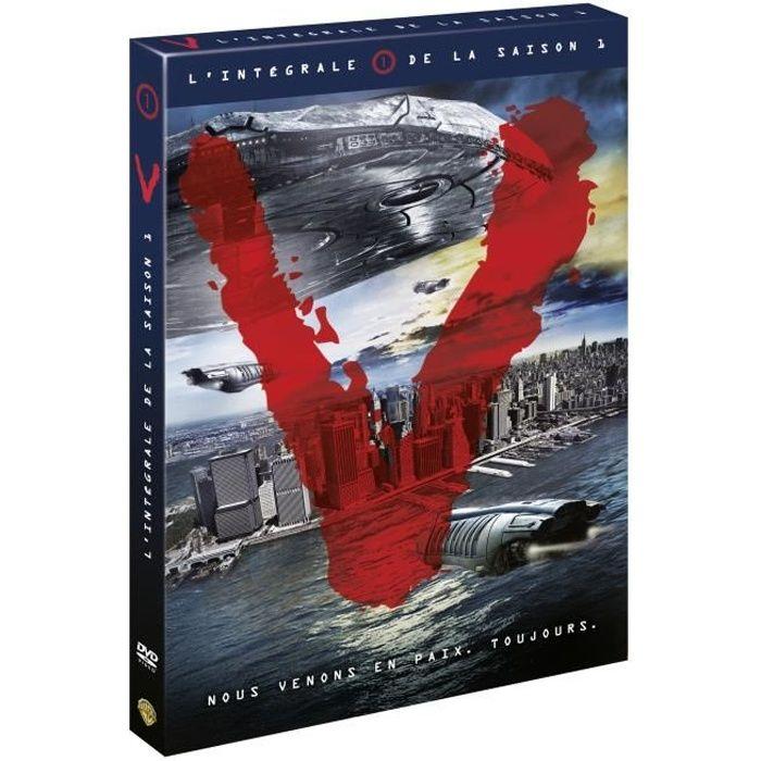 DVD V - L'intégrale de la saison 1