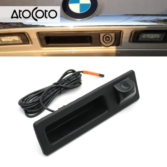 HD Arrière Vue Caméra pour BMW F10 F11 F25 F30 Voiture Tronc Poignée