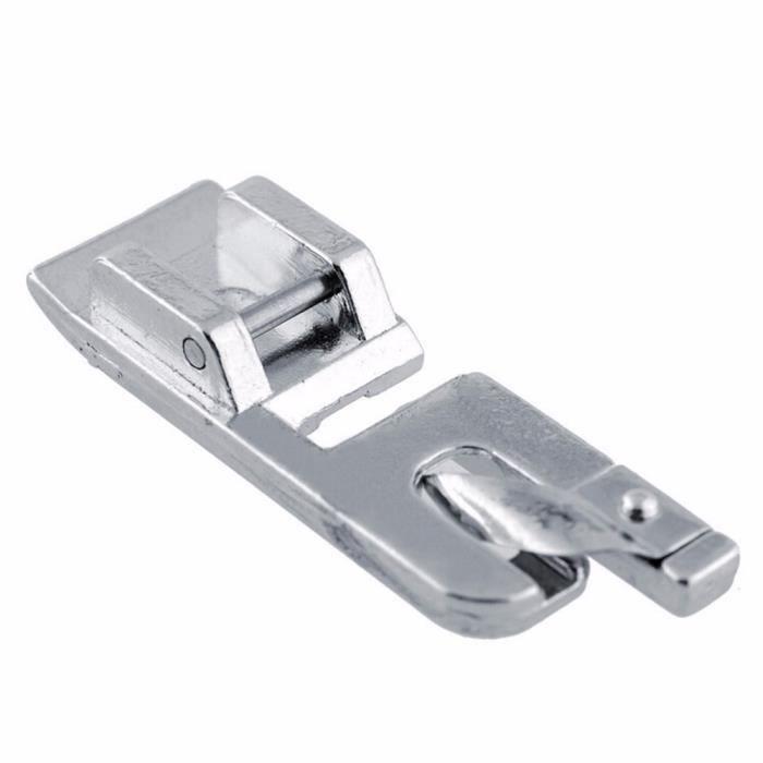 MACHINE A COUDRE,1 pièces pied presseur roulé ourlet pieds ensemble pour frère chanteur accessoires de couture Machine à - 1 #F