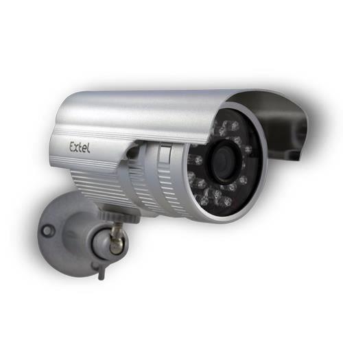 Caméra supplémentaire de vidéosurveillance