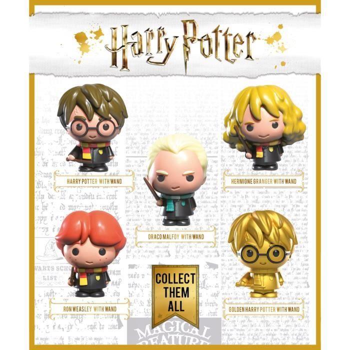 Ooshies - figurines Harry Potter - Figurines à collectionner - Modèle aléatoire