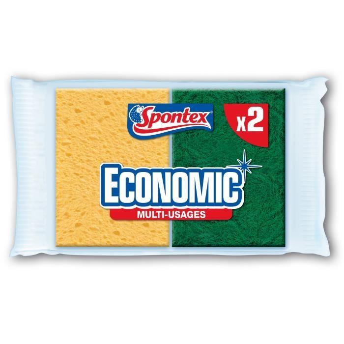 SPONTEX Éponges Economic' x2