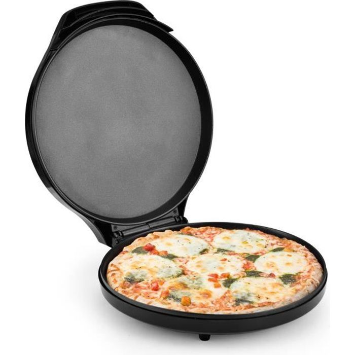 Four à Pizza 1540 W - PZ-2881 Noir