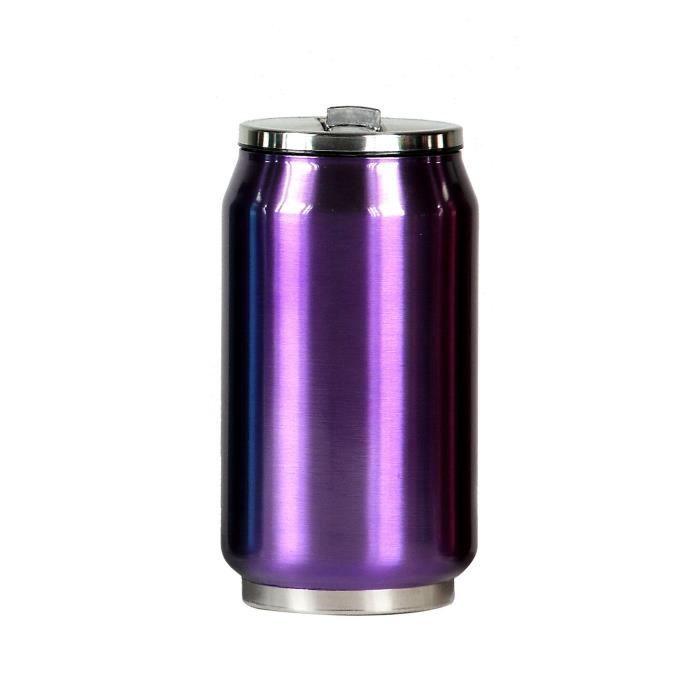 YOKO DESIGN Canette isotherme 280ml - Violet