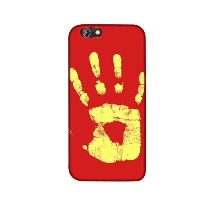 bleosan coque magique rouge pour iphone 6 6s co