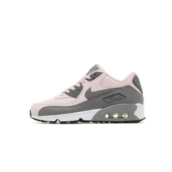 BASKET Baskets Nike Air Max 90 Ltr (GS) - 833376601
