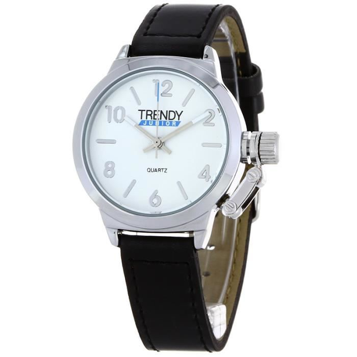 MONTRE TRENDY JUNIOR Montre Quartz analogique KL319 Garço