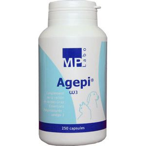 COMPLÉMENT ALIMENTAIRE Agepi Omega 3 - 180 capsules