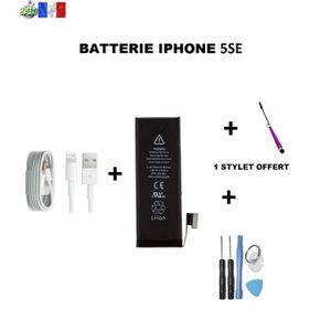 Batterie téléphone batterie apple iphone 5SE qualité origine + kit ou