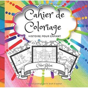 Cahier De Coloriage Enfant De 3 Ans Achat Vente Jeux Et Jouets Pas Chers