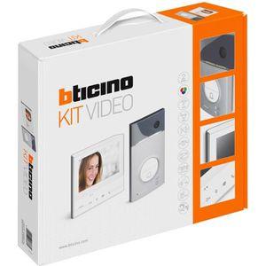 INTERPHONE - VISIOPHONE Kit portier résidentiel vidéo couleur Classe 300E