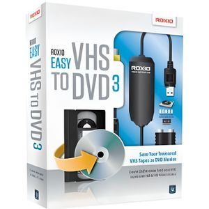 MULTIMÉDIA Corel Easy VHS to DVD 3, Win, ML